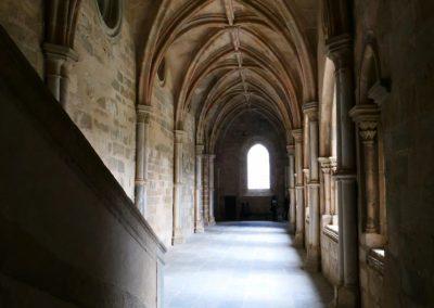 Katedralens källargång