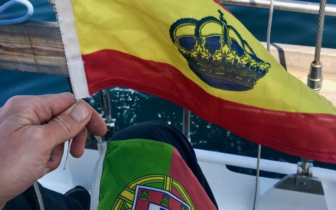 Lissabon till Galicien  eller Galic-igen