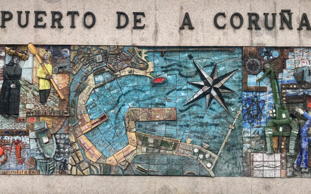 A Coruña till Muros